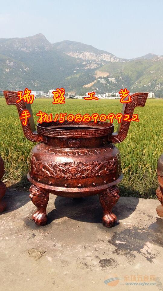 供应大小齐全陵园圆形香炉|公墓圆形香炉铸造公司|厂家