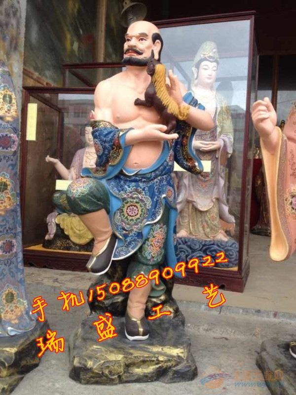 罗汉佛像厂家_木雕十八罗汉坐像、木雕十八罗汉、贴金十八罗汉
