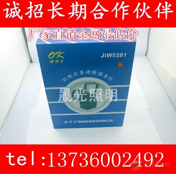 浙江JIW5281/LT轻便式多功能强光灯