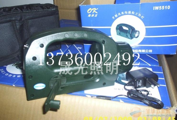 【IW5510/JU手摇充电式巡检工作灯】价格,厂家,图片