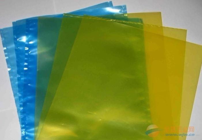 太仓防锈PE袋,昆山塑料折边袋
