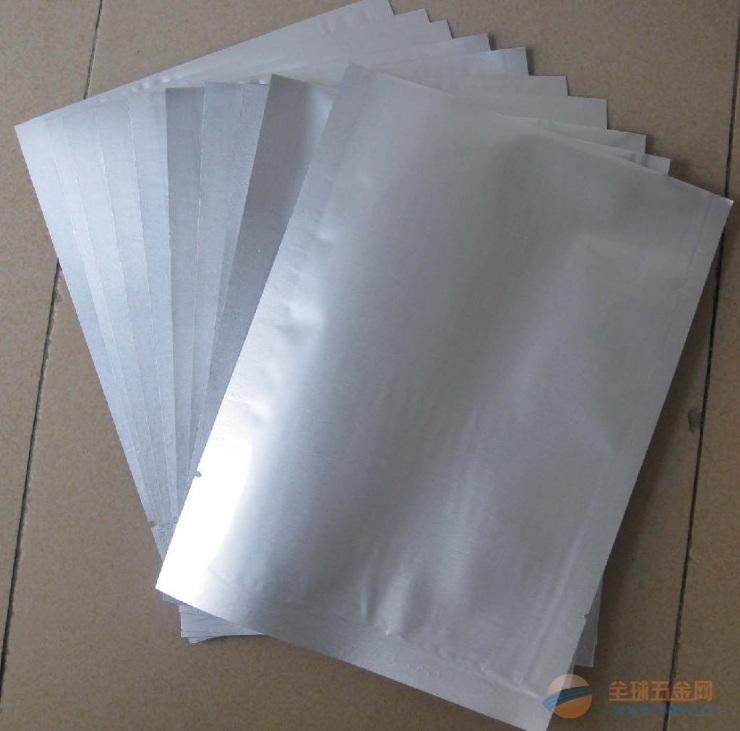 防锈袋、铝箔立体袋、黄色防锈立体袋