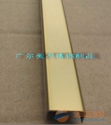 不锈钢线条 不锈钢包边线条 压边不锈钢线条