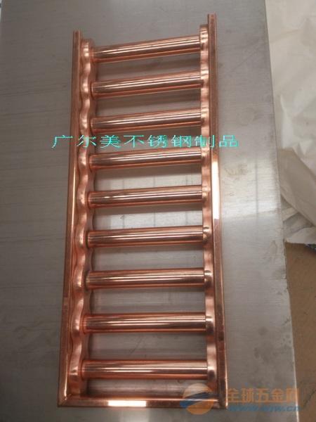 红古铜欧式折叠雕花不锈钢屏风 屏风制品厂