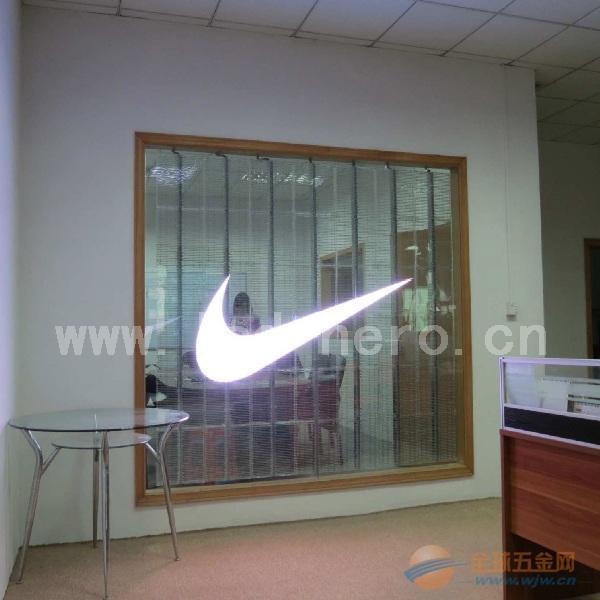专业led透明玻璃价格/超完美led玻璃幕墙/轻质led屏