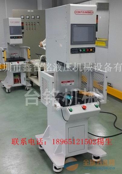 上海伺服压力机厂家定做