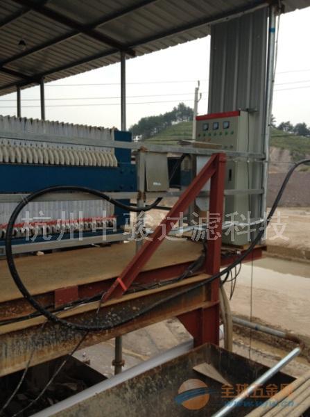 衢州市机制砂洗沙场污泥处理设备