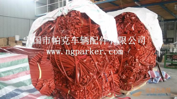 硅橡胶玻纤防火管