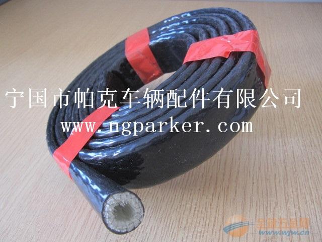 隔热耐磨玻纤防护套管