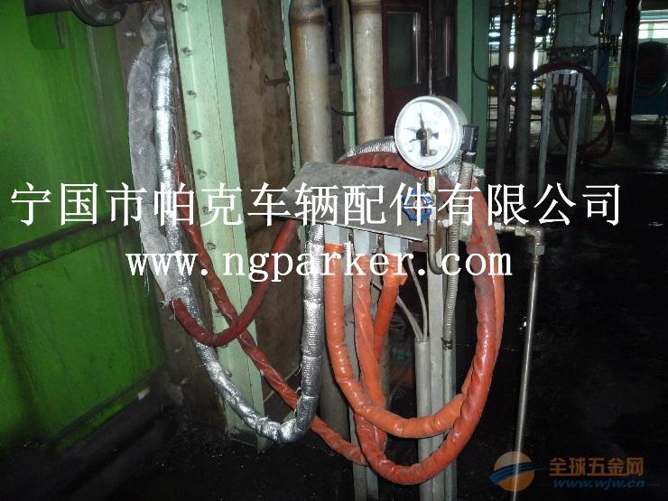 铠装胶管耐热套管