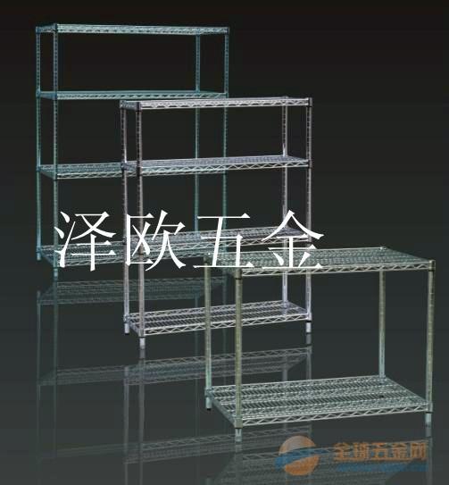 太原不锈钢线网货架直销