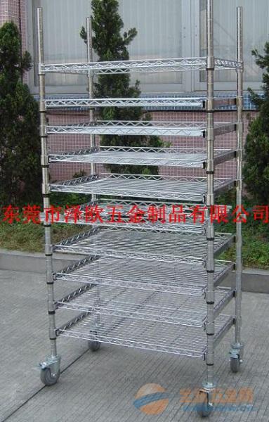 珠海防静电置物架质量保证 珠海线网置物架图片采购