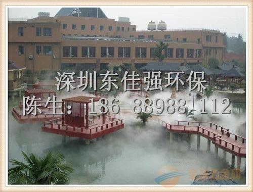 东佳强旅游区人造雾质量好