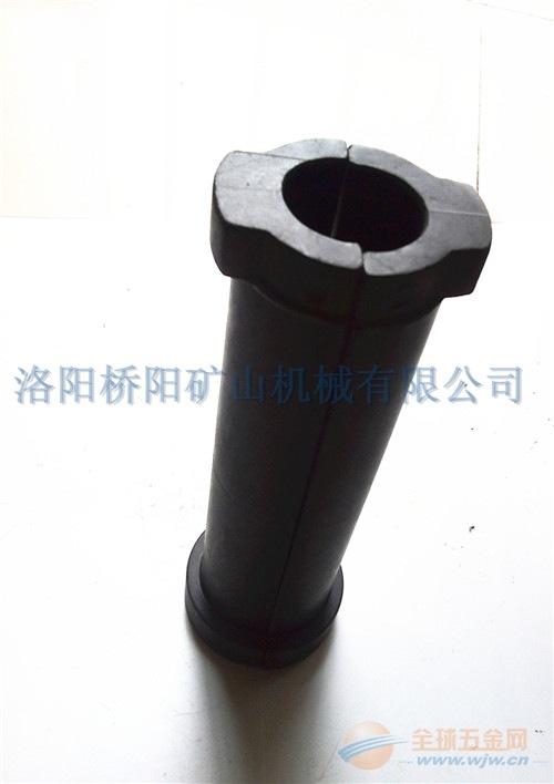 罐笼光油厂家钢丝绳导向树脂套-稳绳滑套橡胶四氟亮软陶图片