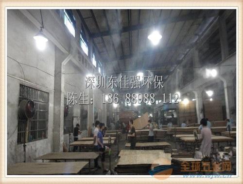 深圳厂房喷雾降温设备|喷雾降温厂家直销