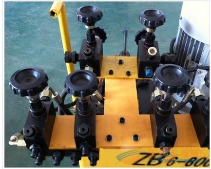 zb型系列超高压电动油泵 张拉液压油泵 高压泵
