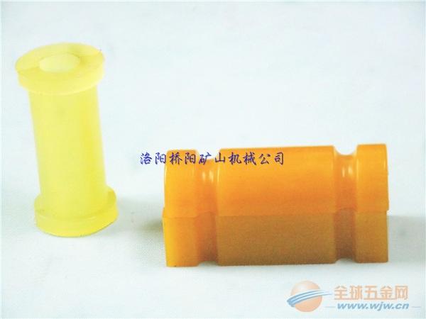 聚氨酯稳绳滑套 罐道矿井用滑套衬垫