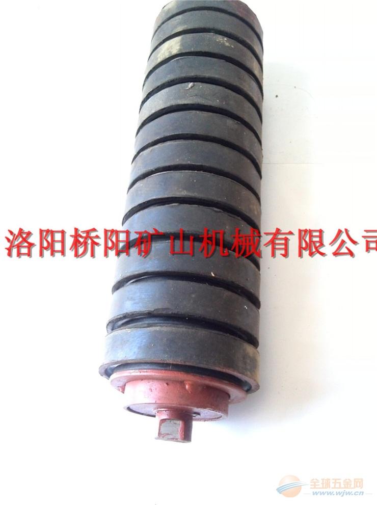 橡胶托辊优点用途,缓冲托辊