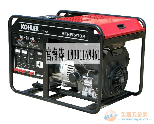KL3350 16kw 科勒汽油发电机组 三相