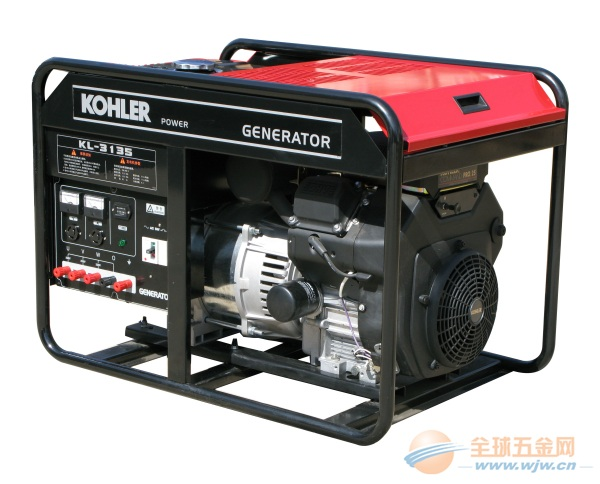 KL3135 12KW 三相 科勒汽油发电机