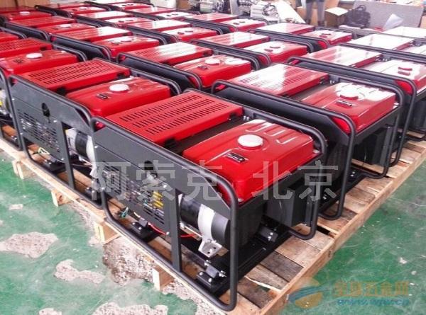 EC-8000 6kw 本田汽油发电机组 单相