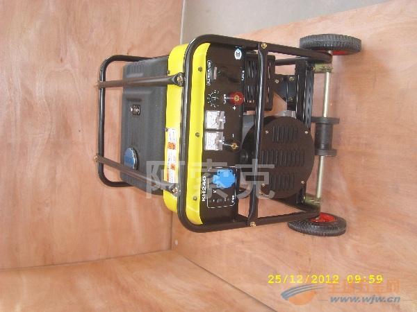 美国进口科勒汽油发电电焊机