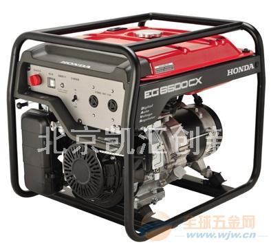 闽东本田汽油发电机EL6500CXS规格设计参数报价