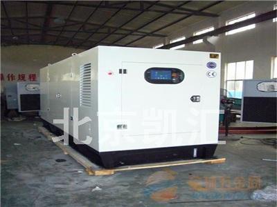 180KW康明斯自启柴油发电机6CTAA8.3-G2供应报价