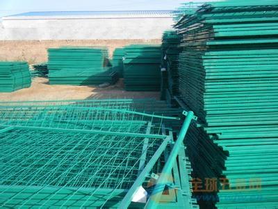 大连公路绿色钢丝网围墙