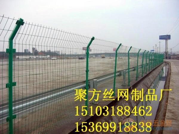 成都高速公路护栏网生产厂家_公路防撞护栏网价格