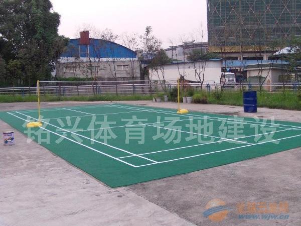 四川成都EPDM塑胶运动场地面建设施工