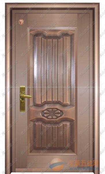 南美洲圣保罗不锈钢酒店室内门