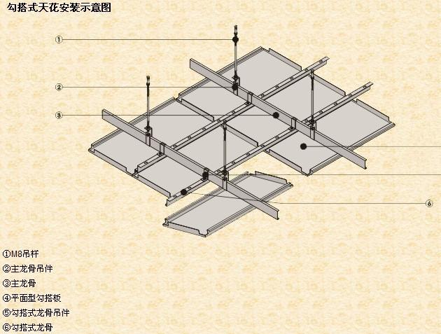 铝扣板-广州市富腾建材科技有限公司-全球五金网图片