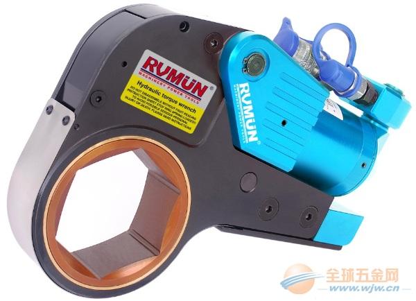 超薄中空液压扳手,进口液压扳手,液压扭矩扳手,电动液压扳手