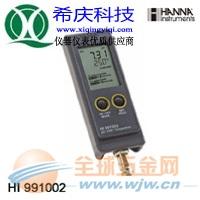 便携式PH温度ORP计