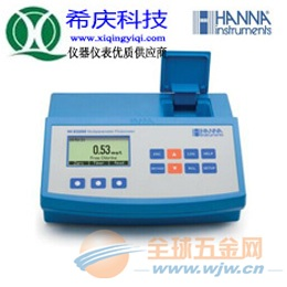 HI83200高精度多参数水质测定仪价格