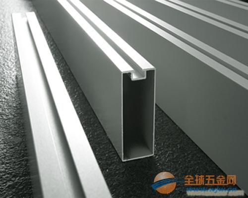 商丘市木纹铝方通、型材铝方通的区别
