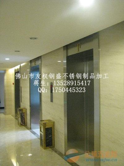 古铜色不锈钢酒店大门 不锈钢KTV包厢门 玫瑰金不锈钢门套