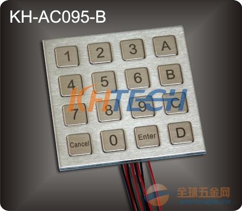 西安金属小键盘定制
