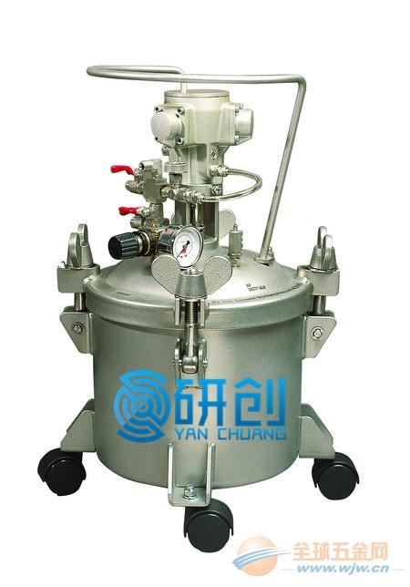 不锈钢全自动压力桶 不锈钢油漆墨搅拌桶 喷胶器 喷涂桶