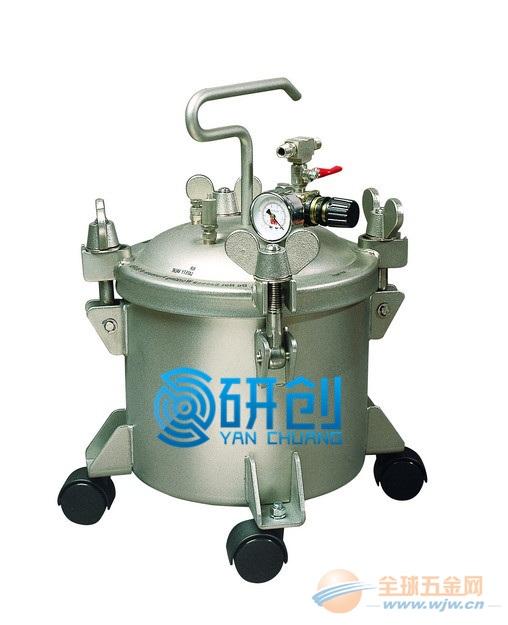 喷胶压力桶 不锈钢喷胶压力桶 10升不锈钢喷胶压力桶