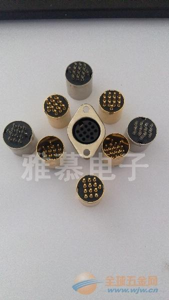 优质迷你钉连接器优质迷你钉插头车针优质MD厂家