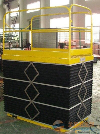 河北升降机防尘罩生产厂家
