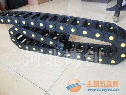 黄扣型塑料拖链规格