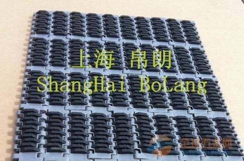 大量防滑型塑料网带厂家