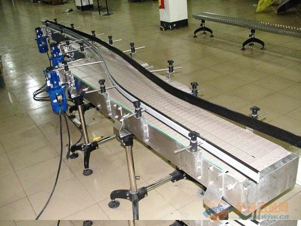 塑料链板输送机