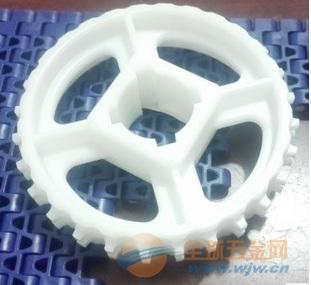 新开发防静电塑料网链厂家