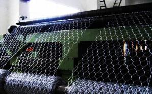 东润石笼网机
