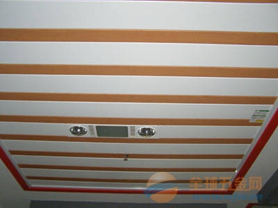 铝条扣天花板