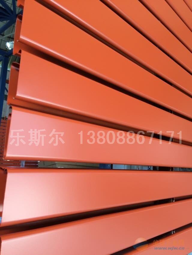 最常用条形铝扣板天花板